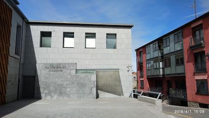 Cita previa registro civil Ávila