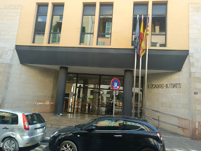 Cita previa registro civil Palma