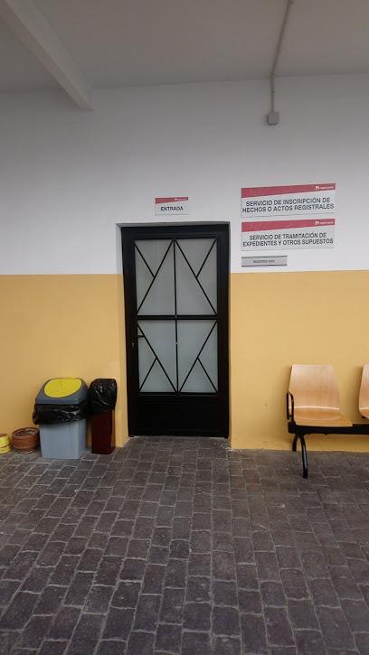 Cita previa registro civil Illescas