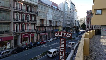 Cita previa DGT La Coruña