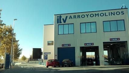 Cita previa ITV Arroyomolinos