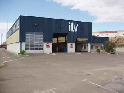Cita previa ITV Caspe