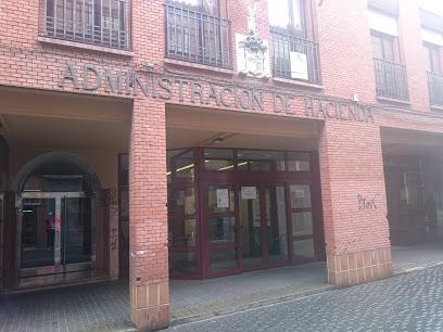Agencia tributaria cita previa Medina del Campo