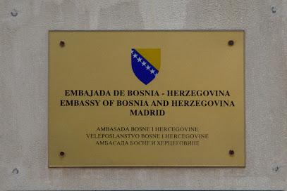 Cita previa Consulado de Bosnia Herzegovina en Madrid
