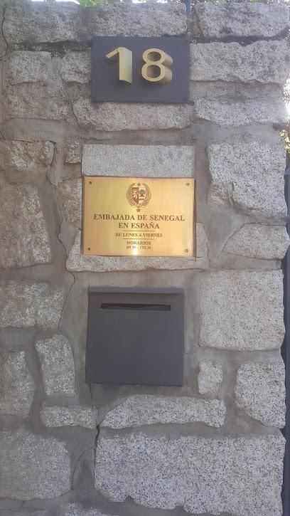Cita previa Consulado de Senegal en Madrid