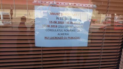 Cita previa Consulado de Rumania en Almería