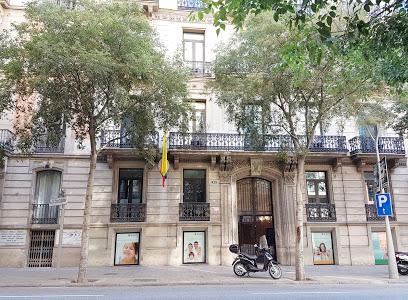 Cita previa Consulado de Colombia en Barcelona