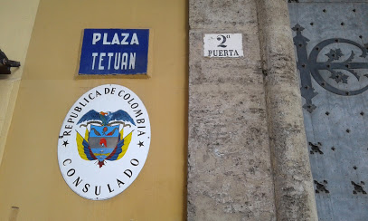 Cita previa Consulado de Colombia en Valencia