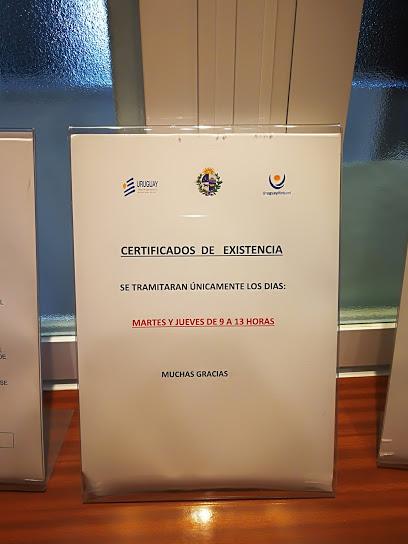 Cita previa Consulado de Uruguay en Madrid