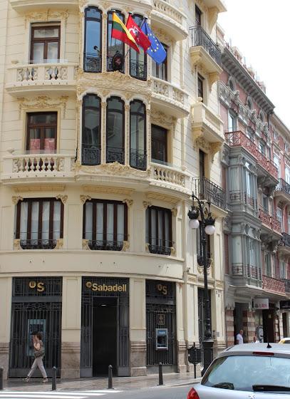 Cita previa Consulado de Lituania en Valencia