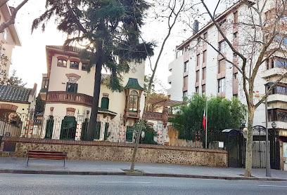 Cita previa Consulado de México en Barcelona