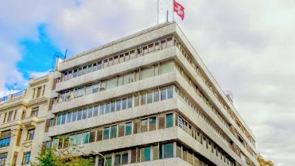 Cita previa Consulado de Suiza en Madrid