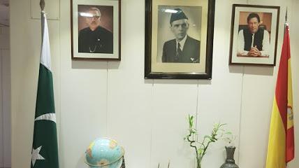 Cita previa Consulado de Pakistán en Madrid