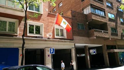 Cita previa Consulado de Perú en Madrid
